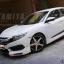 ชุดแต่ง ซิวิค Honda Civic 2016 - 2017 by Tamiya thumbnail 127