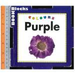 purple -Board Book