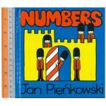 numbers -นิทานปกแข็ง