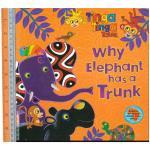 Why elephant has trunk -นิทานปกอ่อน