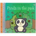 Panda in park bb