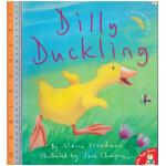 Dilly duckling -ปกอ่อน ,touch&Feel