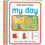 my day -Board Book , Lift-the-Flaps