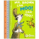 Mr.Brown can moo -ปกแข็ง