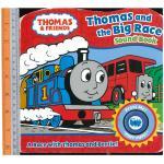 thomas big race -Board Book, เปลี่ยนถ่านได้