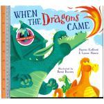 when dragon came -นิทานปกอ่อน