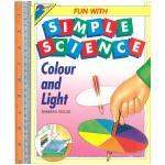 Simple science colour -ปกอ่อน