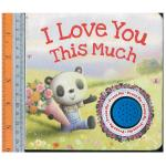 i love you this much -หนังสือเสียง เปลี่ยนถ่านได้