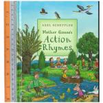 action rhymes -นิทานปกแข็ง