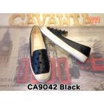 รองเท้าคัทชู ทรง slip on แต่งหมุดสวยเก๋ ทรงสวย พื้นยางยืดหยุ่น ใส่สบาย แมทสวยได้ทุกชุด (CA9042)