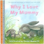 why I love mummy -นิทานปกอ่อน