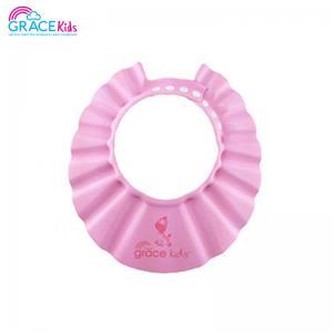 เกรซคิดส์หมวกอาบน้ำกันแชมพู สีชมพู