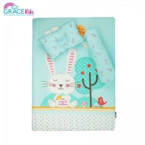 ที่นอนฟองน้ำ Cute Rabbit ขนาด L สีฟ้า