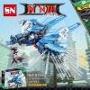 เลโก้จีน SY.927 ชุด Ninja Go Movie