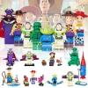 เลโก้จีน SY.661 ชุด Toy Story 10Th Anniversary Edition