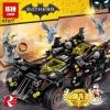 เลโก้จีน LEPIN.07077 ชุด The Ultimate Batmobile (แยกเป็น 4คัน )