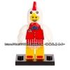 เลโก้จีน WM.222 ชุด KFC (สินค้ามือ 1 ไม่มีกล่อง)