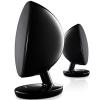 KEF EGG Wireless Digital Music System (Black))