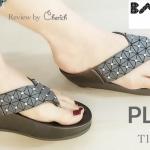 รองเท้าแตะแฟชั่น สวยเก๋ แบบหนีบ แต่งลายสไตล์อิซเซ่ พื้นซอฟคอมฟอตนิ่มสไตล์ฟิตฟลอบ ใส่สบายมาก แมทสวยได้ทุกชุด (T106)