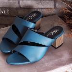 รองเท้าแฟชั่น ส้นสูง แบบสวม ดีไซน์สวยเก๋ ส้นตัดสูงประมาณ 2.5 นิ้ว ทรงสวย เก็บหน้าเท้า ใส่สบาย แมทสวยได้ทุกชุด