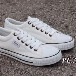 รองเท้าผ้าใบแฟชั่น สไตล์ converse เรียบเก๋อินเทรนด์ วัสดุอย่างดี ทรงสวย ใส่สบาย ใส่เที่ยว ออกกำลังกาย แมทสวยเท่ห์ได้ทุกชุด