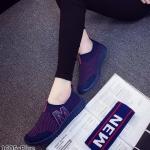 รองเท้าผ้าใบแฟชั่น แต่ง M ด้านข้าง สวยเรียบเก๋ วัสดุอย่างดี ทรงสวย ใส่สบาย ใส่เที่ยว ออกกำลังกาย แมทสวยเท่ห์ได้ทุกชุด