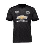 เสื้อบอลแมนเชสเตอร์ ยูไนเต็ด เยือน Manchester United Away 2017/2018