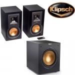 Klipsch R-15PM + R10SWi