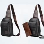 Korean style chest bag