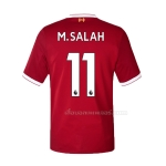 เสื้อลิเวอร์พูลเหย้า Liverpool Home + M.SALAH 11 2017/2018