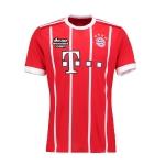 เสื้อบอลบาเยิร์น มิวนิค เหย้า Bayern Munich Home 2017/2018