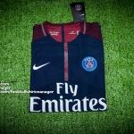 เสื้อบอลเวอร์ชั่นนักเตะปารีส เหย้า Player Issue Paris Saint Germain Home 2017/2018