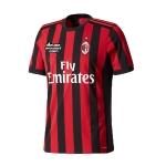 เสื้อบอลเอซี มิลาน เหย้า AC Milan Home 2017/2018