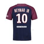 เสื้อบอลปารีสเหย้า Paris Saint Germain + NEYMAR JR 10 Home 2017/2018