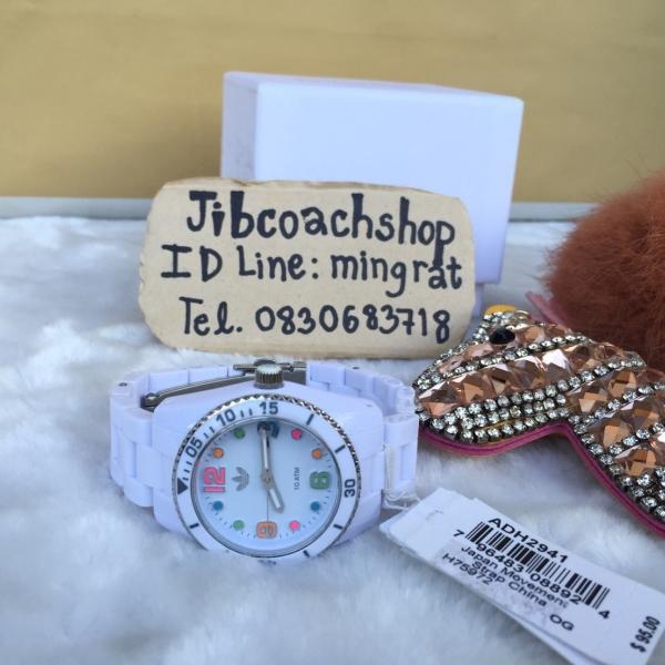 Adidas Womens 14458 Brisbane ADH2941 reloj de cuarzo de plástico plástico Adidas blanco con blanco 5d9fcae - rogvitaminer.website
