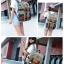 กระเป๋า Backpack Leisure Canvas thumbnail 25