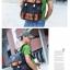กระเป๋า Backpack Leisure Canvas thumbnail 27