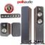 Polk Audio Signature S55 + S20 + S35 Walnut thumbnail 1