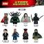 เลโก้จีน XINH.703-710 ชุด Super Heroes (สินค้ามือ 1 ไม่มีกล่อง)