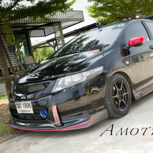 ชุดแต่ง Honda City 2009 AmotriZ Body Kits