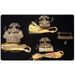 ชุดกุญแจจีน แบบโบราณ(1) เริ่มชุดละ