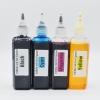 Edible ink for Epson ชุด 4 สี 4 ขวดๆ ละ100 ml.