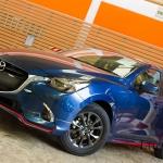 ชุดแต่ง Mazda 2017 5D AmotriZ