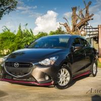 Mazda 2017 4D AmotriZ