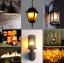 LED ไฟประดับ เปลวไฟ - Clear Stock thumbnail 5