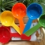 ชุดช้อนตวง ชุดถ้วยตวง 10ชื้น(สินค้ามีหลายสีทางร้านเลือกสีให้ค่ะ) thumbnail 3