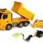 รถดั๊มบังคับหัวเบนส์(Dump Truck) thumbnail 4