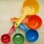 ชุดช้อนตวง ชุดถ้วยตวง 10ชื้น(สินค้ามีหลายสีทางร้านเลือกสีให้ค่ะ) thumbnail 5
