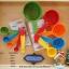 ชุดช้อนตวง ชุดถ้วยตวง 10ชื้น(สินค้ามีหลายสีทางร้านเลือกสีให้ค่ะ) thumbnail 1