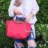 กระเป๋าสะพายแฟชั่น กระเป๋าสะพายข้างผู้หญิง ลองชอม style รุ่น Original [สีแดง ]